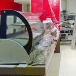 Custon shop counter