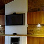 Fire place cabinets